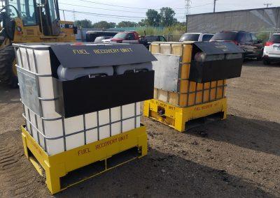 Fuel Leak Recovery Units