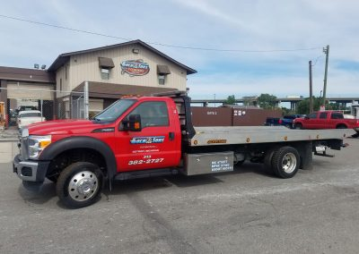Light Duty 19' Flatbed Wrecker #1