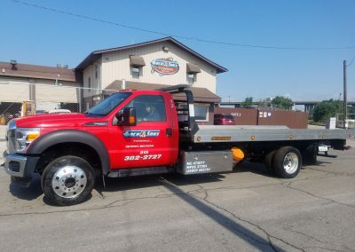 Light Duty 19' Flatbed Wrecker #2
