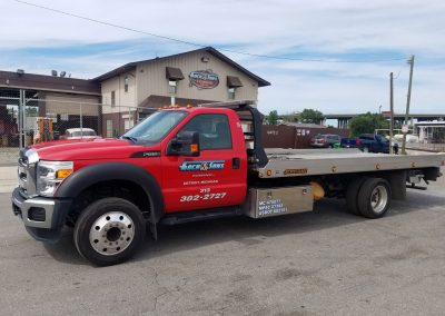 Light Duty 19' Flatbed Wrecker #3