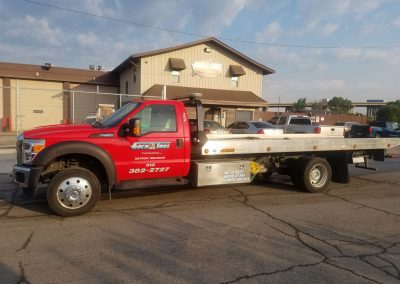Light Duty 19' Flatbed Wrecker #5