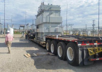 Specialized Industrial Hauling