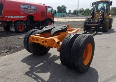 Trailer Recovery Dolly